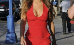 Carmen Electra ovvero..come vestirsi per andare al fast food..