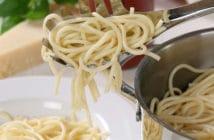 pasta scotta