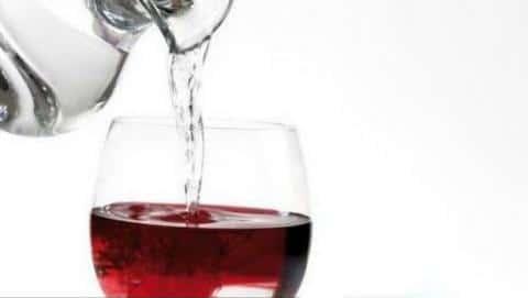 acqua in vino