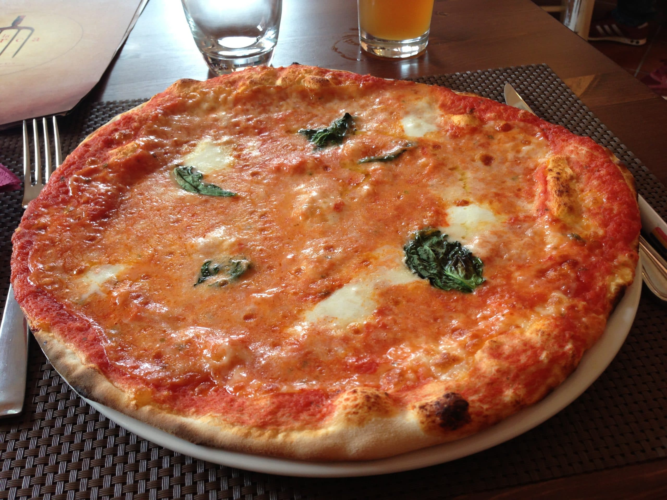 Pizzeria la forca a firenze - Cocciopesto bagno a ripoli ...