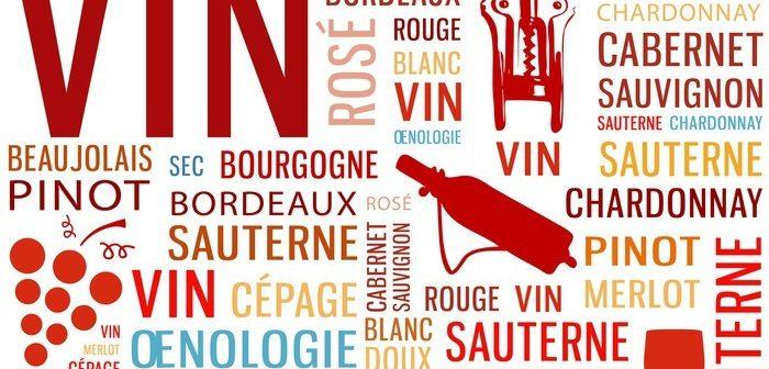 le parole del vino