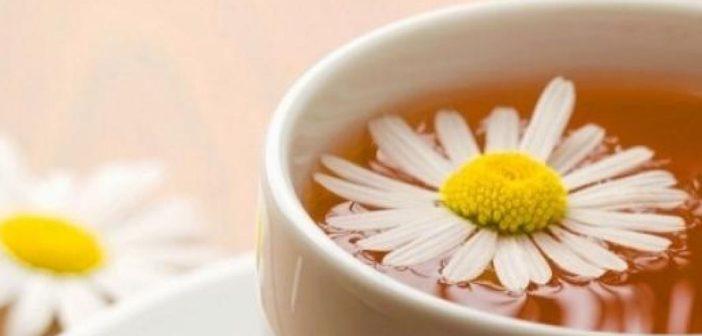 camomilla e fiori